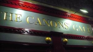 Canon's Gait